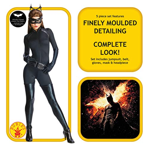 Secret Wishes Costume Rubie's Dark Knight Rises Adult Catwoman Co Women's Costume outfit