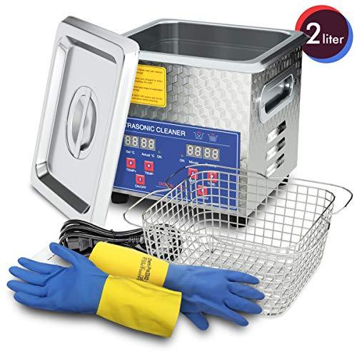 Ultrasonic Cleaner 200W Heated
