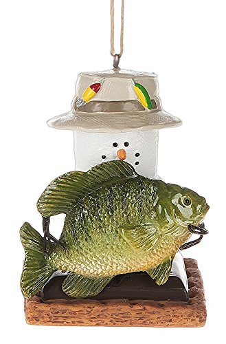 Midwest S'mores with Fish Ornament