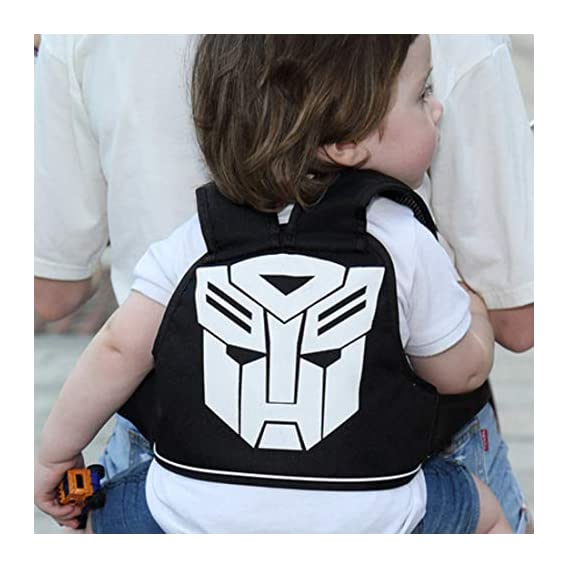 POPO Kid's Safety Belt / 2 Wheeler/Baby's Carriers/Car Safety Travel Belt with Expandable Straps Baby Carrier
