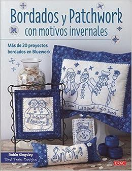 Bordados y patchwork con motivos invernales (Spanish) Paperback – 2014