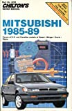 Chilton's Repair Manual: Mitsubishi 1985-89 : Covers All U.S. and Canadian Models of Galant, Mirage, Precis, Sigma