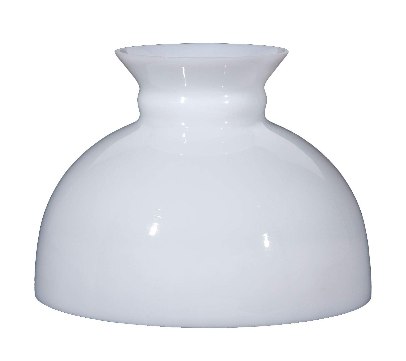 B&P Lamp 9 7/8'' Shade, STU, Opal