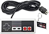 12 Feet Cords Controller for NES Classic Edition Mini Controller With Keyring