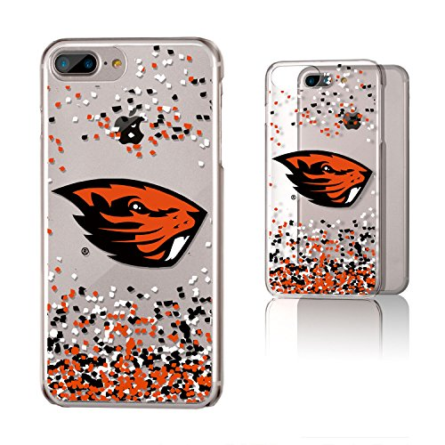 n State Beavers Unisex Apple iPhone Caseclear Case, Clear, iPhone 8 Plus/7 Plus/6 Plus (Case Oregon State Beavers)