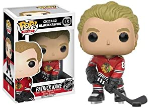 NHL Chicago Blackhawks Funko POP! Sports Patrick Kane Vinyl Figure