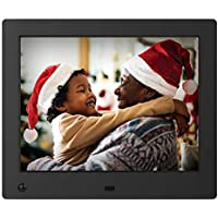 NIX Advance - 8 inch Hi-Res Digital Photo Frame with...