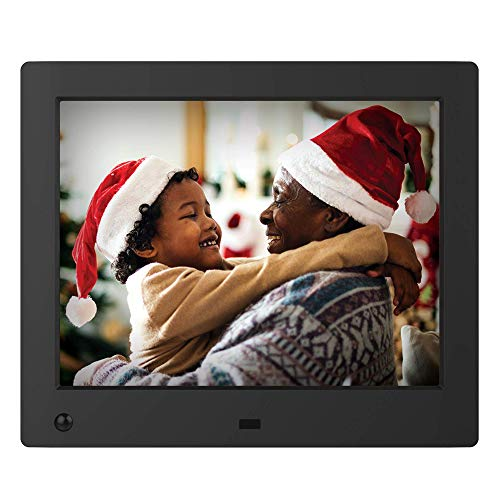 NIX Advance - 8 inch Hi-Res Digital Photo Frame with Motion Sensor (X08E) from NIX