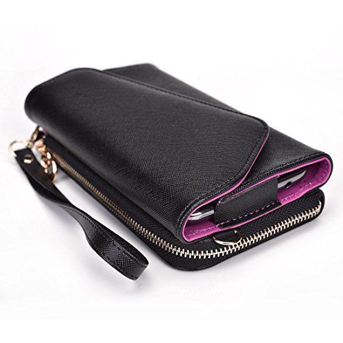 Plum [Purple] Crossbody Wallet for Robin Android ...