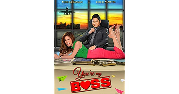Amazon.com: Youre My Boss: Toni Gonzaga, Coco Martin ...