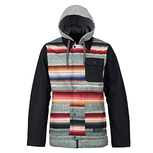 Burton Men's Dunmore Jacket, Adobe Waxed