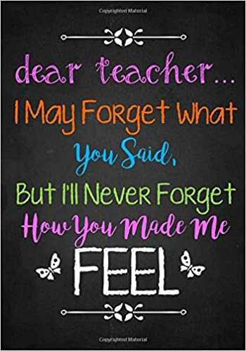 Thank You Quotes For Teachers 2