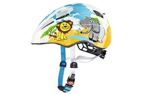 Helme Uvex Kid 2 Kinder-Fahrradhelm castle