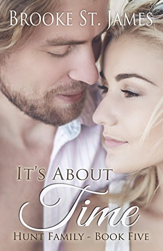 It's About Time (Hunt Family Book 5) cover