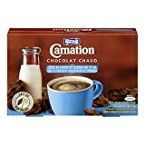 Carnation Hot Chocolate Light, 10-Count Box, 13g Envelopes