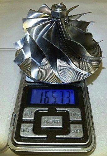 (Turbo Lab America 6.0 Powerstroke Powermax Billet Compressor Wheel Upgraded 63.5)