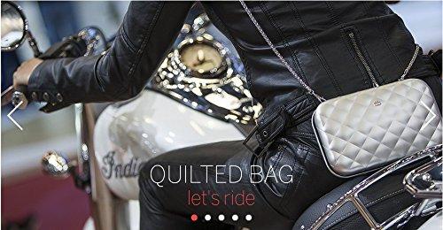 Lady Quilted Ogon zilver Lady Bag Bag Quilted zilver Ogon Ogon qE1dn4