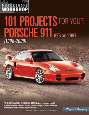 101 Projects for Your Porsche 911 996 and 997 1998-2008 By author Wayne R. Dempsey published on February, 2014: Amazon.es: Wayne R. Dempsey: Libros