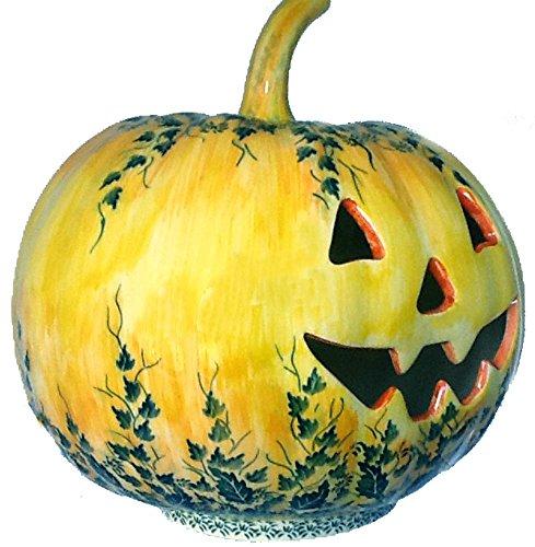 polish pottery halloween - 3