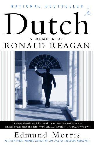 0996739de601 Dutch  A Memoir of Ronald Reagan - Kindle edition by Edmund Morris ...