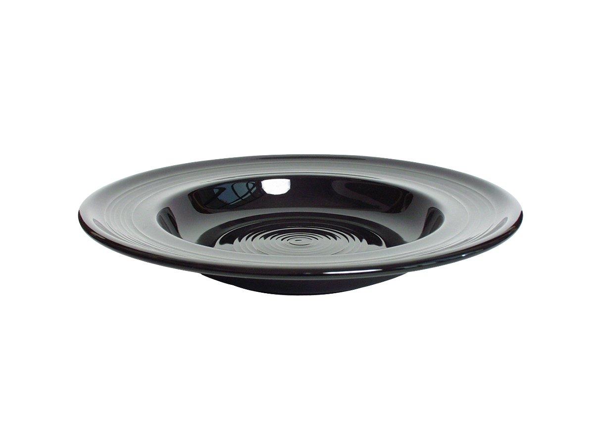 Black , Tuxton CBD-120 Vitrified China Concentrix Pasta Bowl 12 24-1//2 oz Pack of 6