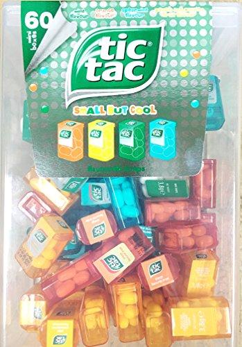 (Tic Tac Spender Box with 60 Mini)