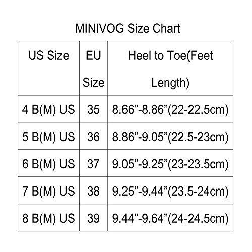 MINIVOG Shoes Round Red Flats Meshed Women's Oxfords Toe ZPZRrq