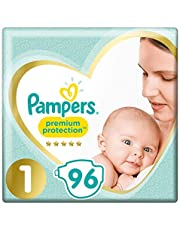 Pampers Premium Protection luiers maandbox