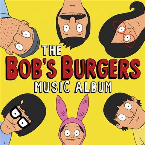 Various Artists - Bob's Burgers Music Album [Original Television Soundtrack] [LP] (Vinyl/LP)