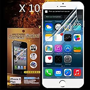 Ships in 24 hours Protective HD Screen Protector for iPhone 6 Plus (10PCS)