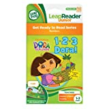 LeapFrog LeapReader Junior Book: 1, 2, 3 Dora