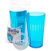 REFLO RFL-001 - Vaso de aprendizaje azul Reflo