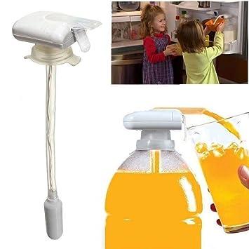 Magic grifo dispensador de bebidas automático dispensador de bebidas eléctrico para agua JIUCE cerveza leche etc.: Amazon.es: Hogar