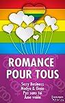 Romance pour tous : Sexy business; Nadya & Elena; Pas sans toi; Âme volée par Lange