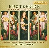 Classical Music : Buxtehude: Sacred Cantatas, Vol 2 /Purcell Quartet