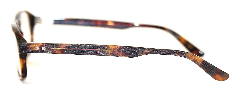 Tartaruga Parquet con montatura per occhiali da vista oftalmica o99fvd