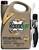 RoundUp Extended Control Weed and Grass Killer Plus Weed Preventer II RTU Comfort Wand Sprayer (Case of 4)