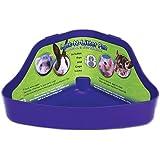 Ware 3360 Plastic Lock-N-Litter Small Pet Pan