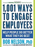 img - for 1,001 Ways to Engage Employees: Help People Do Better What They Do Best book / textbook / text book
