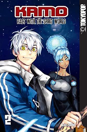 Kamo: Pact with the Spirit World manga volume 2 (English)