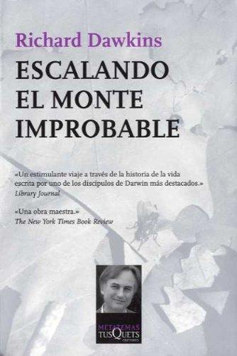 Descargar Libro Escalando El Monte Improbable Richard Dawkins