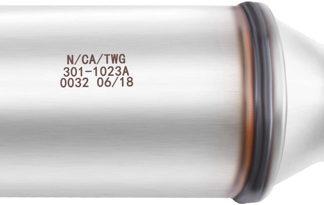 Catalytic Converter Set Compatible with 09-17 GMC Acadia//Buick Enclave//Chevy Traverse EPA Compliant 09-10 Saturn Outlook 3.6L Bank 1//Bank 2