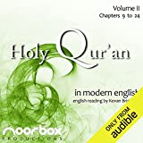 Bargain Audio Book - The Holy Qur an