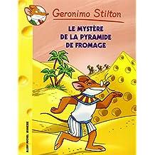 Le mystère de la pyramide de fromage - N° 14