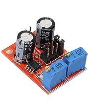 5Pcs 5V-15VDC NE555 Adjustable Pulse Frequency Module Square Wave Signal Generator