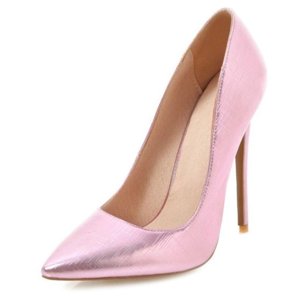 Chicmark - Fashion de Sintético Mujer 34 EU|Rosa