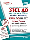 Wiley's NICL AO (Prelims+Mains) Exam Goalpost Solved Papers and Practice Tests