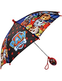 Little Boys Paw Patrol Character Rainwear Umbrella, Ages 3-7