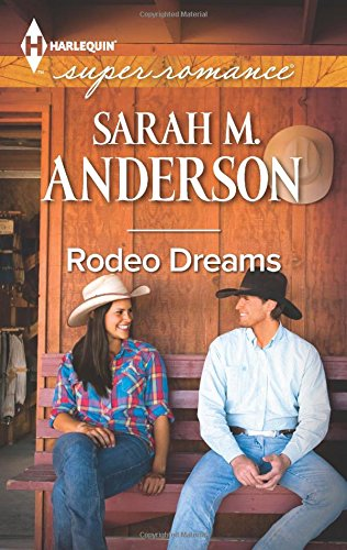 book cover of Rodeo Dreams