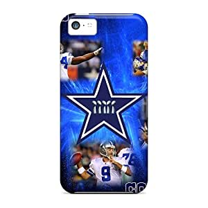 Premium Protection Dallas Cowboys Case Cover For Iphone 5c- Retail Packaging
